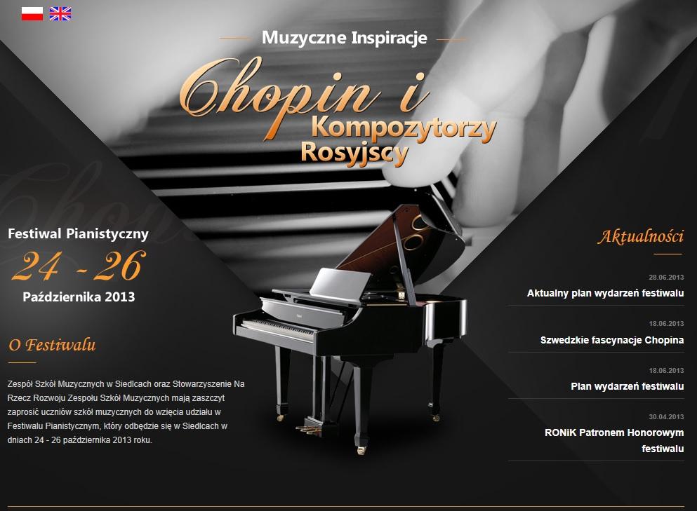 Muzyczne Inspiracje: Chopin i Kompozytorzy Rosyjscy